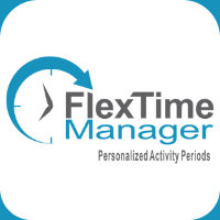 FlexTimeManager icon