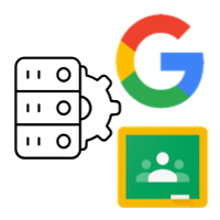 Managed Sync for G Suite and Google Classroom icon