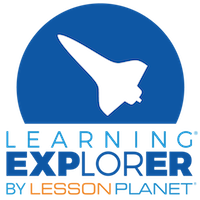 Learning Explorer by Lesson Planet icon