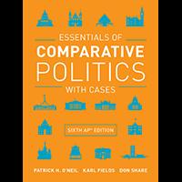 Essentials of Comparative Politics, 6th AP edition icon