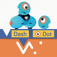 Blockly for Dash and Dot robots icon