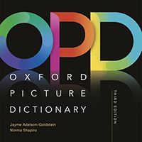 Oxford Picture Dictionary icon
