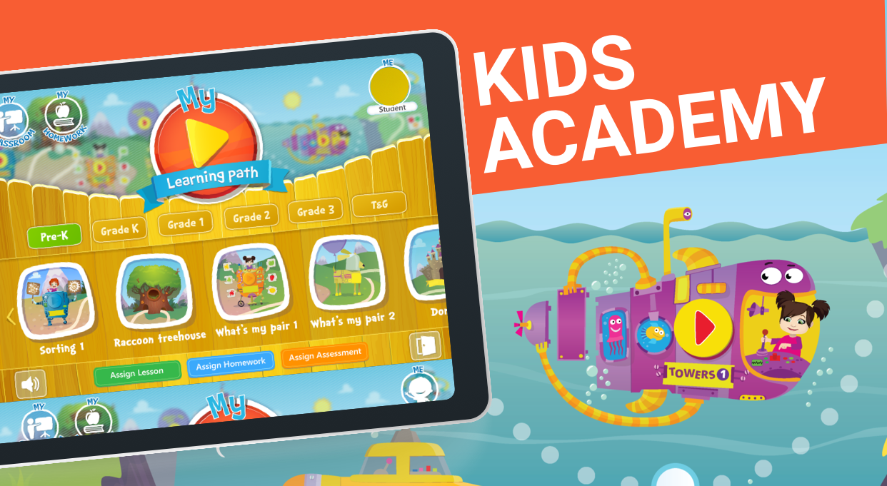 Kids Academy for Schools